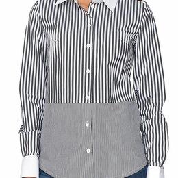 Блузки и кофточки - Рубашка  полосатая, 0