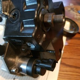 Двигатель и комплектующие - Насос высокого давления тнвд, 0