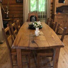Столы и столики - Кухонный стол из дерева, 0
