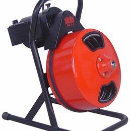 Инструменты для прочистки труб - Электромеханическая прочистная машина Snike 300F, 0