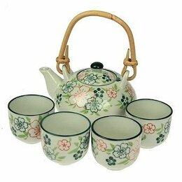 Сервизы и наборы - Набор для чайных церемоний 11*22*8см, 0