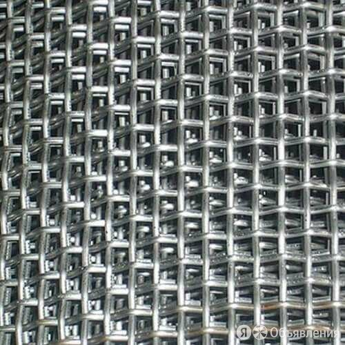 Нержавеющая сетка AISI 304  по цене 104253₽ - Металлопрокат, фото 0