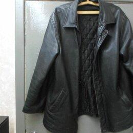 Куртки - Кожаная куртка 5 xl, 0