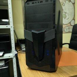 Настольные компьютеры - Мощный компьютер Ryzen 5+DDR4 16Gb+SSD+HDD, 0