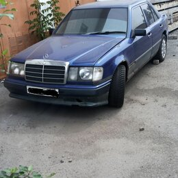 Транспорт на запчасти - Разбор Mercedes-Benz E-Class W124., 0