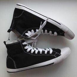 Кроссовки и кеды - кеды H&M 42р, 0
