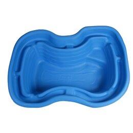 Готовые пруды и чаши - Пруд садовый пластиковый, 400 л, синий, 0