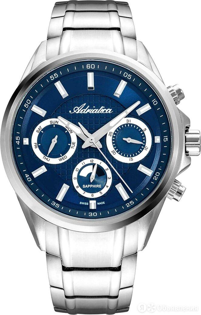 Наручные часы Adriatica A8321.5115QF по цене 25900₽ - Наручные часы, фото 0