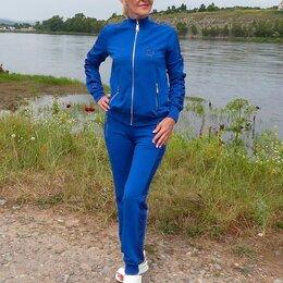 Костюмы - Спортивные костюмы женские в цвете электрик, 0