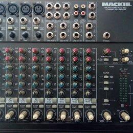 Микшерные пульты - Микшерный пульт mackie 1202 VZL, 0