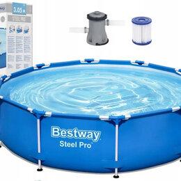 Бассейны - Бассейн для дачи BestWay 366x76 см, 0