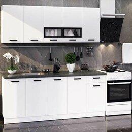 Кухонные гарнитуры - Кухня Рио Белый глянец, 0