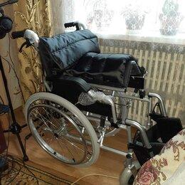 Устройства, приборы и аксессуары для здоровья - Инвалидная коляска больничная, 0
