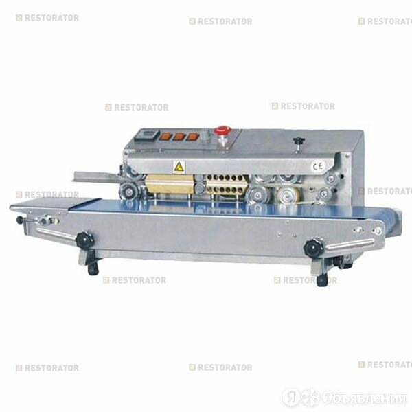 Hualian Запайщик пакетов Hualian FR-770I по цене 43490₽ - Упаковочное оборудование, фото 0
