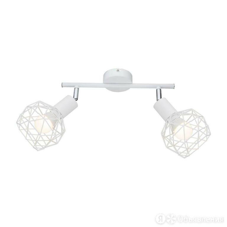 Спот Arte Lamp SOSPIRO A6141AP-2WH по цене 3480₽ - Споты и трек-системы, фото 0