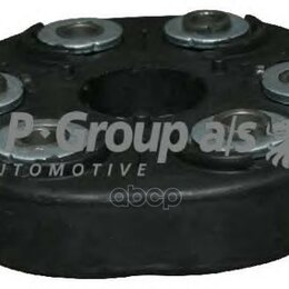 Отопление и кондиционирование  - Муфта Кард.Вала Bmw 3 E46/5 E39/7 E38/X3 E83 2.0d-4.8 98- JP Group арт. 14538..., 0