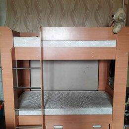 Кровати - Двухъярусная кровать 1900х800, 0
