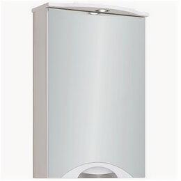 Аксессуары и запчасти - Зеркальный шкаф RUNO ИБИЦА 500*750*240мм, 0