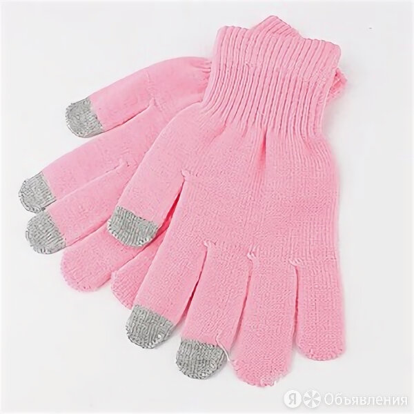 Перчатки для фигурного катания Mad Guy MADDY SR (размер Стандартный, цвет Роз... по цене 105₽ - Защита и экипировка, фото 0