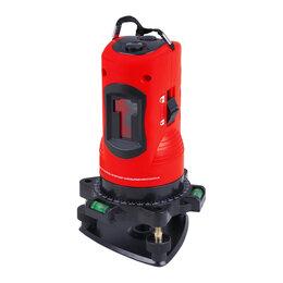 Измерительные инструменты и приборы - Лазерный уровень Grau LB-2 2 красных луча, 0