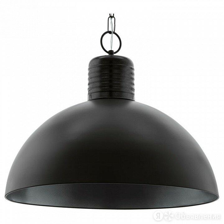 Подвесной светильник Eglo Coldridge 49106 по цене 31133₽ - Люстры и потолочные светильники, фото 0