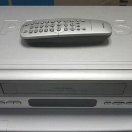 Видеомагнитофоны - Видеомагнитафон Philips VR550 Hi-Fi Stereo, 0