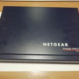Проводные роутеры и коммутаторы - Netgear ProSafe VPN Firewall FVS338, 0