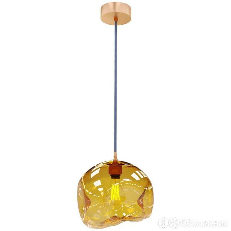 Подвесной светильник Loft IT Melt LOFT2025-GL по цене 12880₽ - Люстры и потолочные светильники, фото 0
