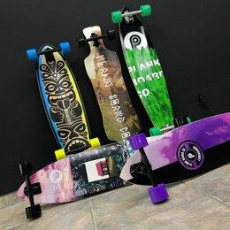 Скейтборды и лонгборды - Лонгборд новый Plank (беспл доставка), 0