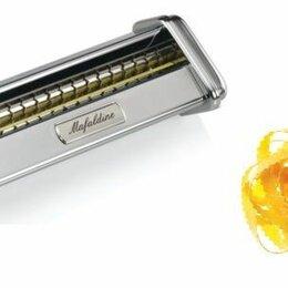 Пельменницы, машинки для пасты и равиоли - Насадка лапшерезка Marcato Mafaldine к тестораскатке Atlas 150 mm, 0