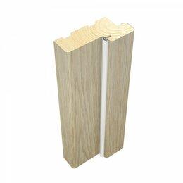 Дверные коробки - коробка дверная,шпон 2100х74х34,5 мм,дуб радиал, 0