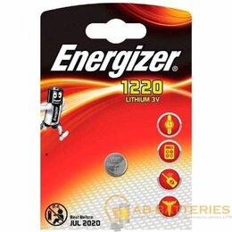 Водонагреватели - Energizer CR1220/1BL (10), 0