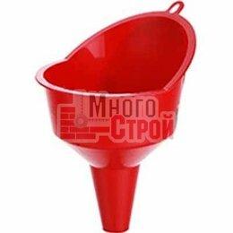 Лабораторное и испытательное оборудование - Воронка пластик. D 160 мм c носиком 20 см., 0