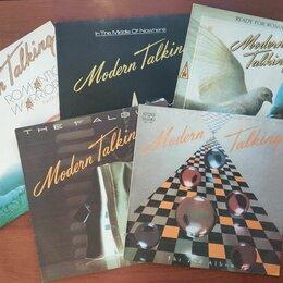 Виниловые пластинки - Modern talking 5 альбомов lp, 0
