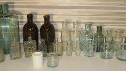 Этикетки, бутылки и пробки - Старинные аптечные и парфюмерные пузырьки. , 0