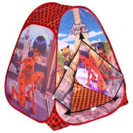 """Игровые домики и палатки - Игровая палатка """"Леди Баг"""" 81х91х81см в сумке, 0"""