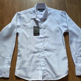 Рубашки - Рубашка белая на мальчика , 0