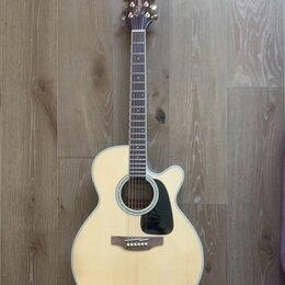 Акустические и классические гитары - Гитара takamine электроакустика, 0