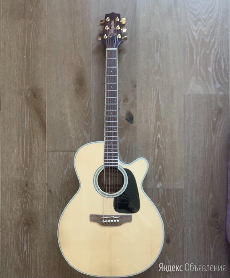 Гитара takamine электроакустика по цене 35000₽ - Акустические и классические гитары, фото 0