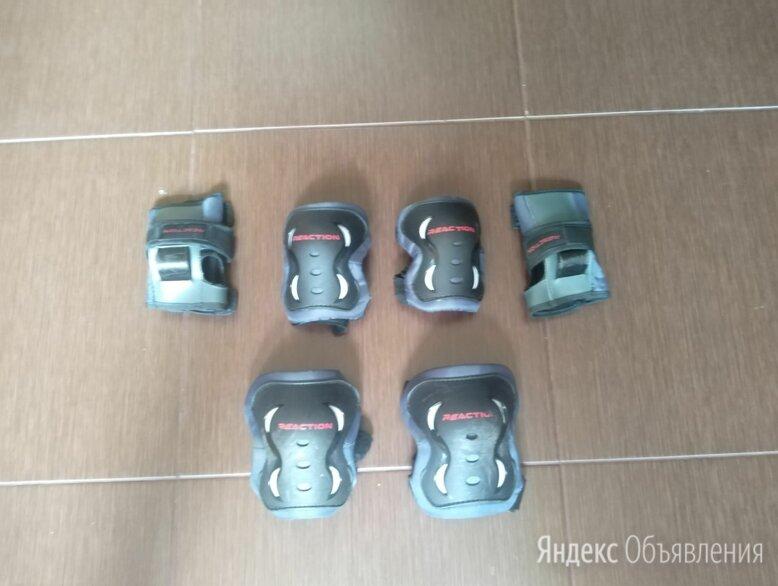 Комплект защиты для роликов детский по цене 500₽ - Спортивная защита, фото 0
