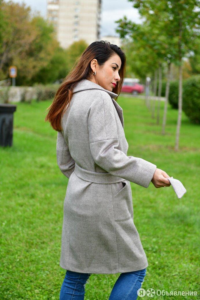Пальто женское демисезонное по цене 5990₽ - Пальто, фото 0