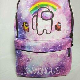 Рюкзаки, ранцы, сумки - Стильный ранец для школы , 0