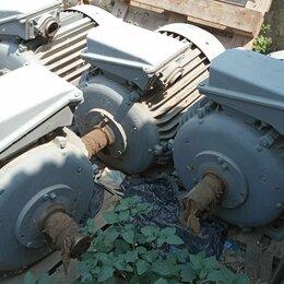 Принадлежности и запчасти для станков - Электродвигатель 45клв 740 оборотов, 0
