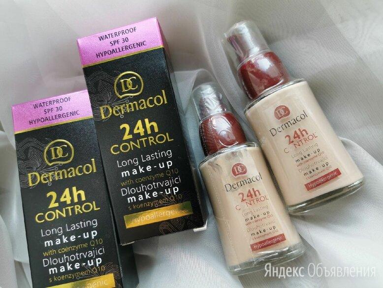 Тональный крем для лица Dermacol 24H Control Make-Up по цене 250₽ - Для лица, фото 0