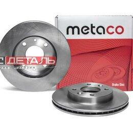 Тормозная система  - METACO 3050072 Диск тормозной передний вентилируемый , 0