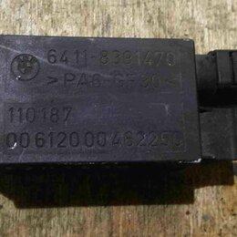 Отопление и кондиционирование  -  Датчик кондиционера BMW E46, 0