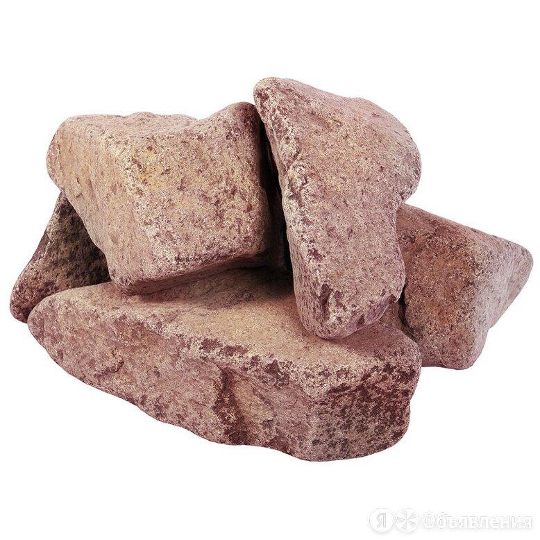 Камень для бани Банные Штучки Кварцит малиновый об по цене 990₽ - Камни для печей, фото 0