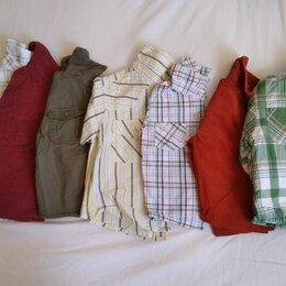 Рубашки - Пакет фирменных рубашек на мальчика на 1 -1,5 года, 0