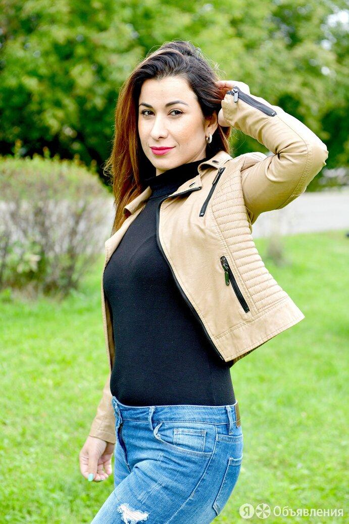 Женская куртка кожзаменитель по цене 3500₽ - Куртки, фото 0