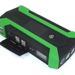 Универсальные внешние аккумуляторы - Компактное пусковое устройство HIGH-POWER Jump Starter в Кейсе , 0